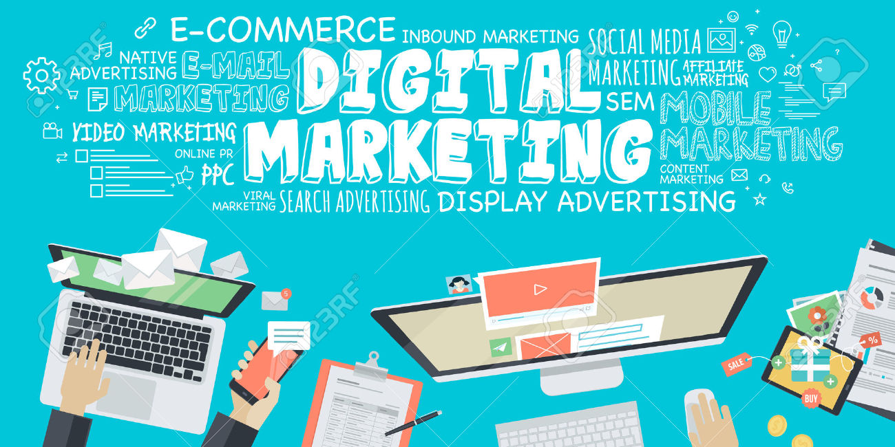 Ecommerce Marketing Banners Traffic Banners